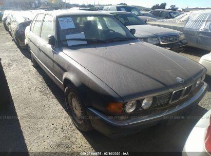 1989 BMW 735 I AUTOMATIC