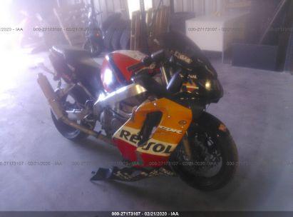 2000 HONDA CBR600 F4