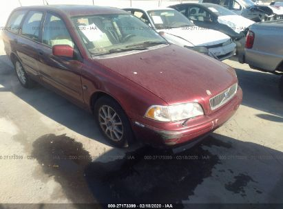 2004 VOLVO V40 1.9T