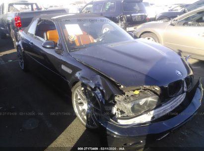 2001 BMW M3 CI