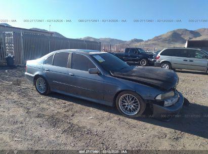 2001 BMW 525 I