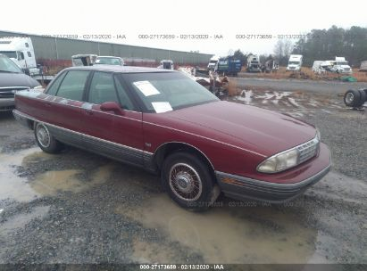 1993 OLDSMOBILE 98 REGENCY