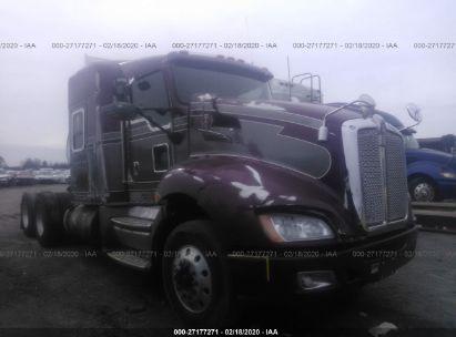 2010 KENWORTH T660 T660