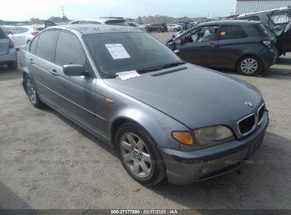 2005 BMW 3 SERIES I