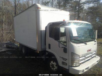 2008 GMC W3500 GAS REG IBT PWL