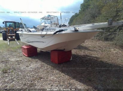 2015 CAROLINA SKIFF FISHING BOAT