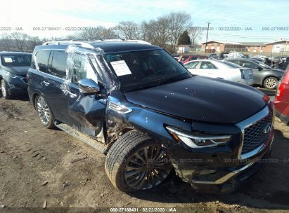 2019 INFINITI QX80 LUXE/LIMITED