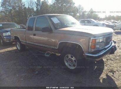 1996 GMC SIERRA K1500