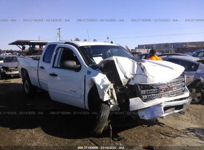 2012 GMC SIERRA K2500 SLE