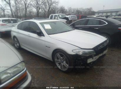 2013 BMW 535 I