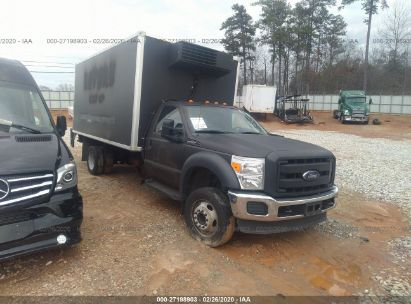 2015 FORD F550 SUPER DUTY
