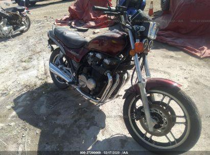 1983 HONDA CB650 SC