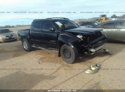 2007 TOYOTA TACOMA DOUBLE CAB PRERUNNER