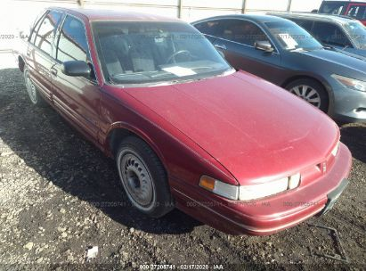 1993 OLDSMOBILE CUTLASS SUPREME S