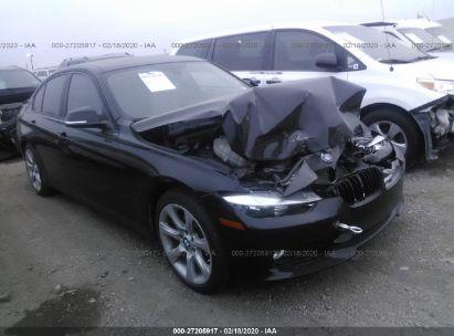 2015 BMW 328 D