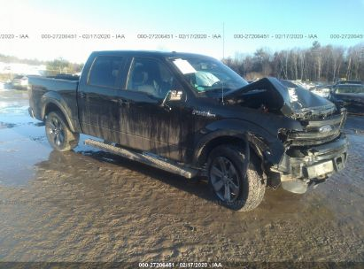 2014 FORD F150 SUPERCREW