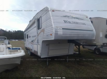 2004 FLEETWOOD 285RLS WILDERNESS
