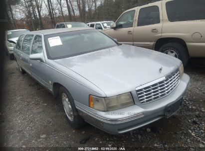 1998 CADILLAC COMMERCIAL CHASSI