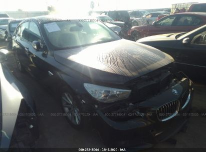 2012 BMW 535 XIGT