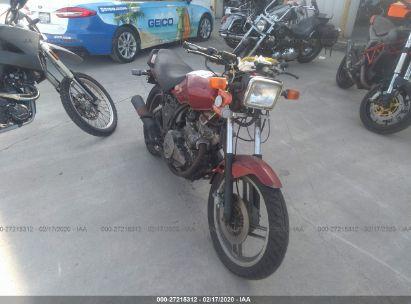 1983 YAMAHA XS400 R