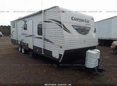 2015 FOUR SEASONS CANYON CAT
