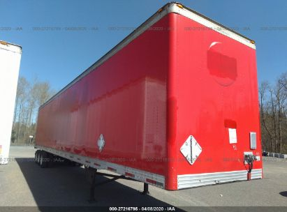 1998 UTILITY TRAILER MFG VAN