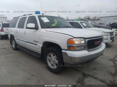 2004 GMC YUKON XL K1500