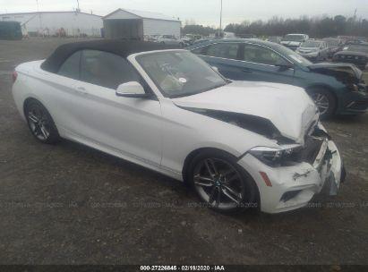 2018 BMW 230I