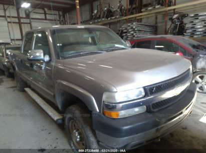 2002 CHEVROLET SILVERADO K2500 HEAVY DUTY