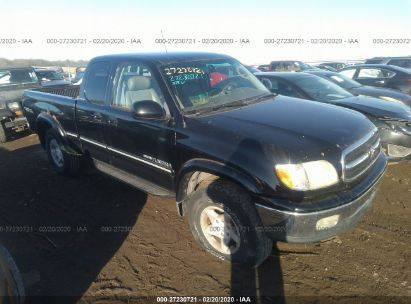2000 TOYOTA TUNDRA ACCESS CAB LIMITED