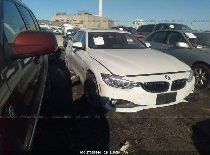 2015 BMW 428 XI/GRAN COUPE/SULEV