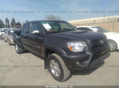 2015 TOYOTA TACOMA DBL CAB PRERUNNER LNG BED