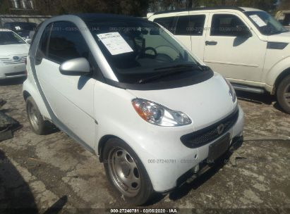 2014 SMART FORTWO PURE/PASSION