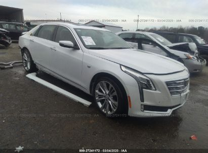 2016 CADILLAC CT6 SEDAN PLATINUM