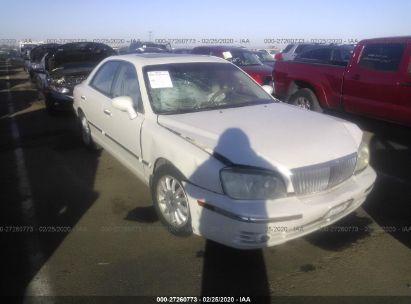 2004 HYUNDAI XG 350