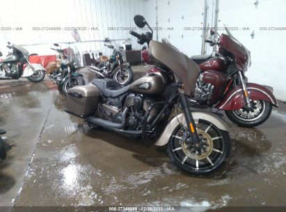 2019 INDIAN MOTORCYCLE CO. CHIEFTAIN DARK HORSE
