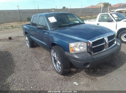 2005 DODGE DAKOTA QUAD/ST