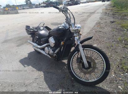 2008 HONDA VT750 C2