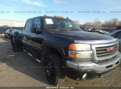 2007 GMC NEW SIERRA K3500