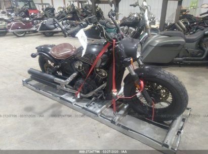 2020 INDIAN MOTORCYCLE CO. SCOUT BOBBER AUTHENTIC ABS
