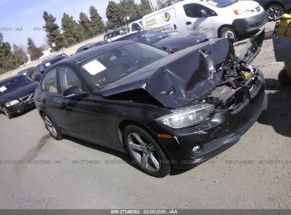 2013 BMW 320 I