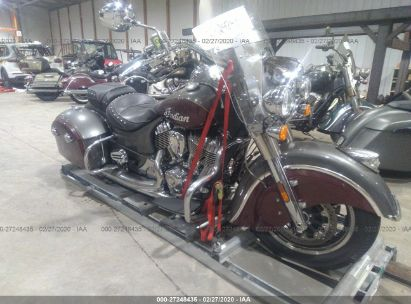 2019 INDIAN MOTORCYCLE CO. SPRINGFIELD