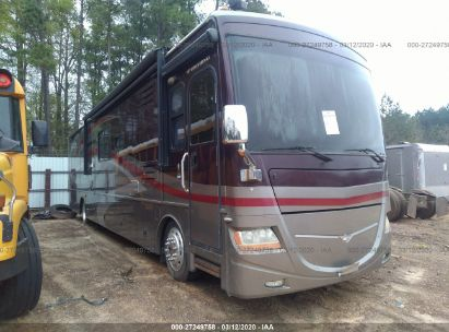 2008 FREIGHTLINER CHASSIS X LINE MOTOR HOME