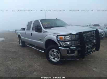 2016 FORD F350 SUPER DUTY