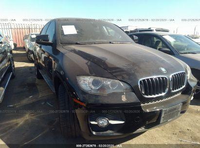 2010 BMW X6 XDRIVE35I