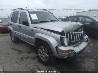2003 JEEP LIBERTY LIMITED