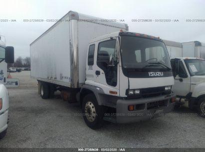 2005 ISUZU T7F042-FVR