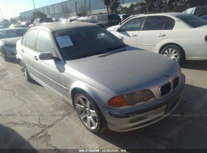 2001 BMW 325 I
