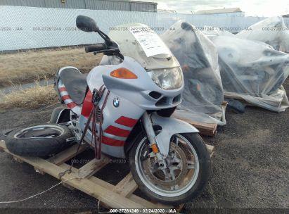 2003 BMW K1200 RS