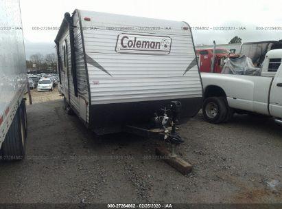 2016 KEYSTONE RV COLEMAN LANTERN